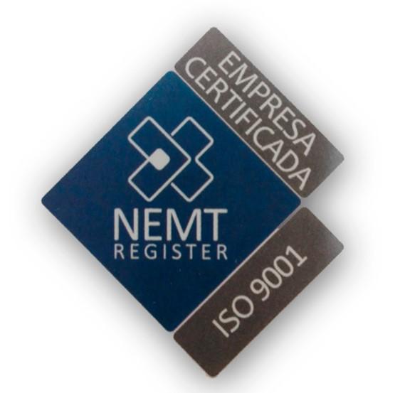 COPA está Certificada por la Norma de Calidad Internacional ISO - 9001:2015.